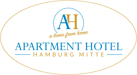 Apartment-Hotel Hamburg Mitte Logo