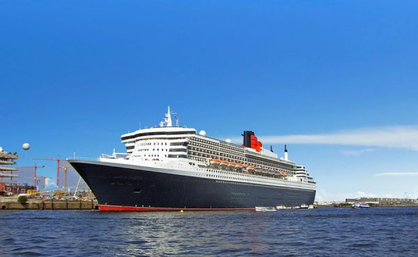 Queen Mary - Hamburg